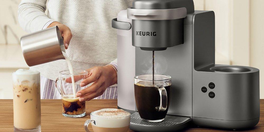 Automatische koffiemachine